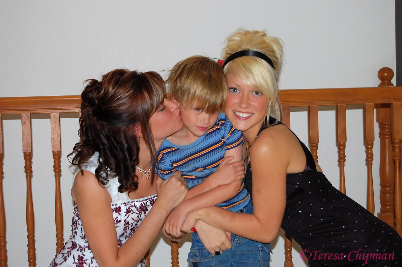 Ariel, Eric and Katrina