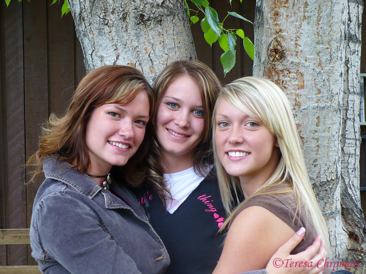 Ariel, Shaila, Katrina