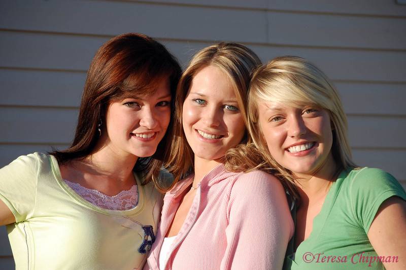 Oldest Cousins - Ariel Chipman, Shaila Cline, Katrina Chipman