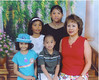 Ayshia, Makiela, Elexis, Mother, & Aden