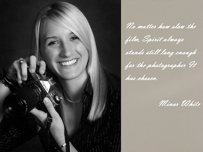 Britney plans on majoring in Photo Journalism at the University of Kentucky