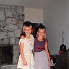 Sept. 1987<br /> West Jordan, UT<br /> grandma and grandpa Meakin's house<br /> JaiAnn (8) & Teresa (8 1/2)