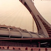 July 1987<br /> Montreal--Olympic stadium
