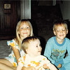 June 1987<br /> 2007 Broken Oak, Dr., Blacksburg, VA<br /> Teresa (8), Cindy (11 months) & Craig (6)