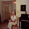 July 1986<br /> Karin Ruble's home in Los Altos, Ca<br /> Alice Huffman at baby shower.