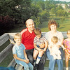 May 1987 2007 Broken Oak Dr., Blacksburg, VA<br /> Craig (6), daddy, Ben (3), mommy, Cindy (10 months) & Teresa (8)