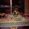 July 1986<br /> Karin Ruble's home in Los Altos, CA<br /> Refreshment table at baby shower.