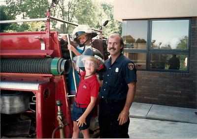 Bob's Fire Station - Summer '83