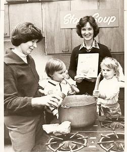 Sue & Becky Seibert - Melanie & Edward Cerne 2/80