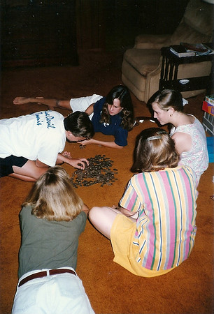 The Coin Distribution 8/91