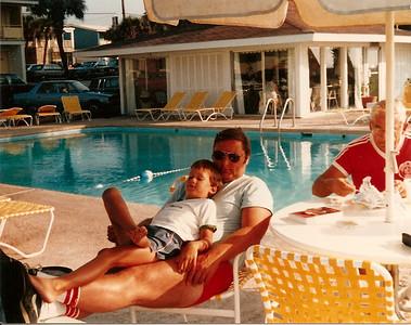 All the kids favorite spot!  Summer '84 - Myrtle Beach, SC