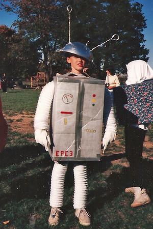 Edward III at Ellison Halloween Parade 10/86