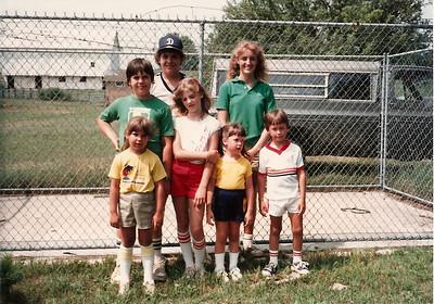 Thompson Farm - Summer '83