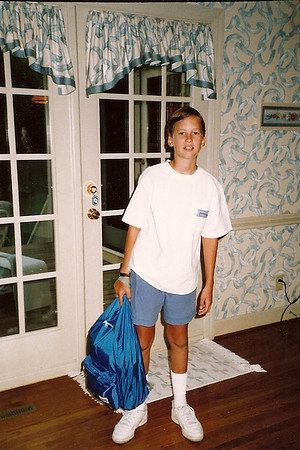 Edward III - 1st day of 7th Grade 9/89