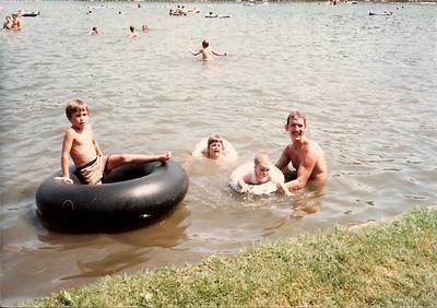 Monroe Falls - Summer '83