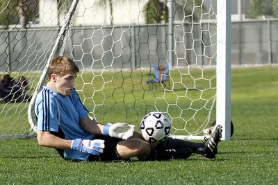 Mt SAC goalkeeper wars (1/4/14).
