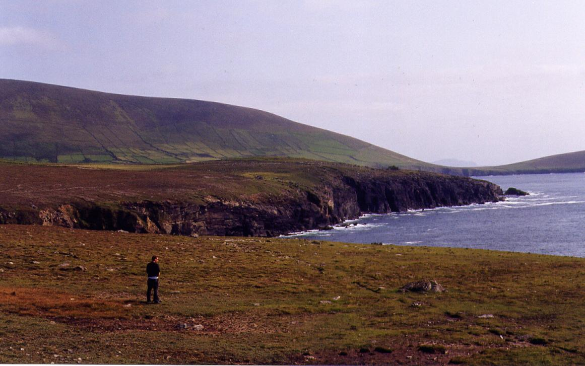 Defiling the sacred soil of Ireland, 1998
