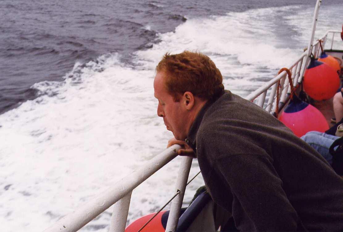 Aran Islands, Ireland - 1998