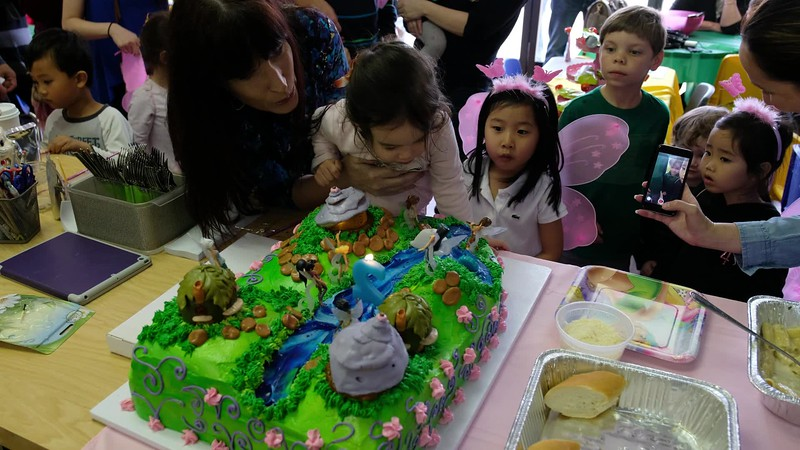 Eleanor's 2nd Birthday Party