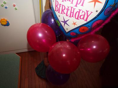 Maya's Birthday 2010