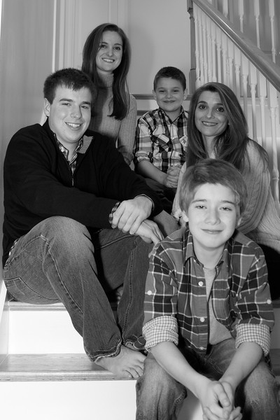 Myers Family 2012