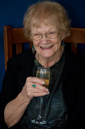Myra's 90th Birthday!