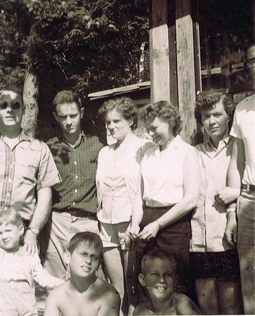 Bob, Hadley, Nancy, Arlene, Charlotte, Tom, Lee.