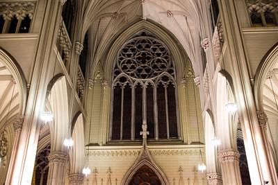 Saint Patricks Cathedral, NYC, December 17, 2011
