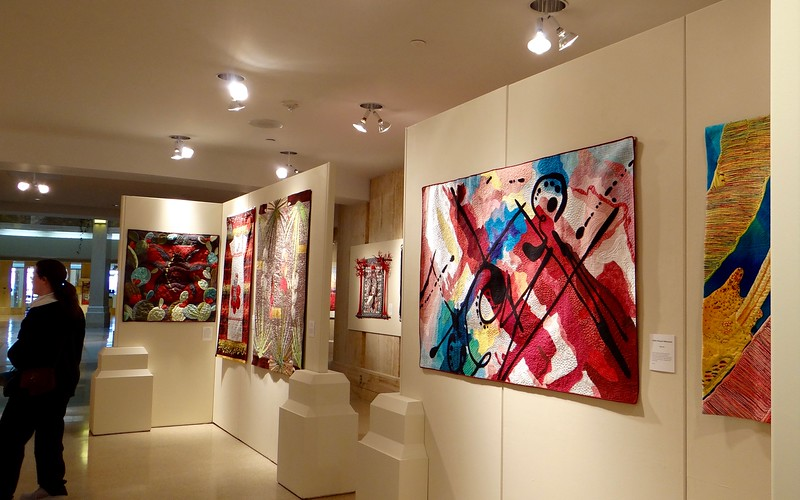 An Exhitition of Contempory Fiber Art