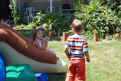 Nabila's visit: 8/23/09