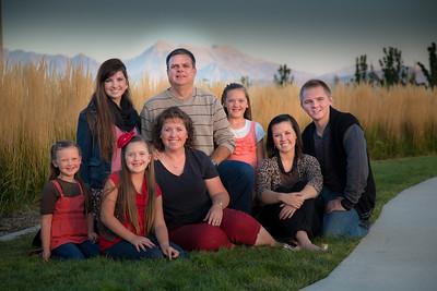 Naegle Family 2012