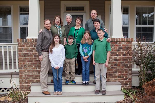 Nancy Fayer's Family