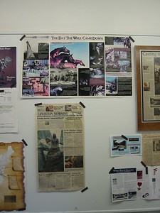 Publicity about Valley Bronze of Oregon, including article about Nancy's work.