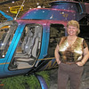 Nancy at HAI show in Dallas - 26 Feb 2006