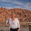 Nancy at Red Rock Canyon - 19 Dec 2009