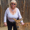 Nancy at San Diego Wild Animal Park - 11 April 2010
