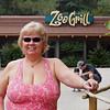 Nancy at LA Zoo - 5 July 2010