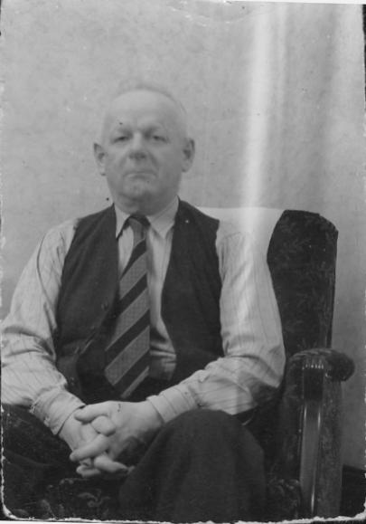 Alexander Robertson - Richard Lyle's Grandfather