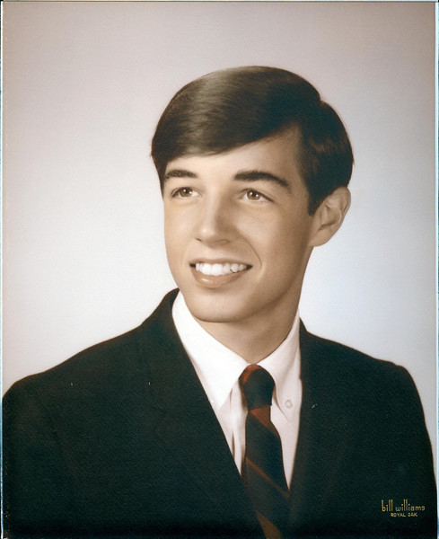 James Oliver Hawkins (Senior picture)