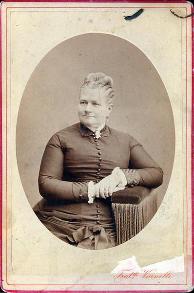 Ida Hagadon Hawkins