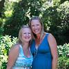 Cousins Deborah and Naomi