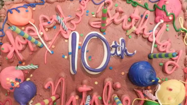 Natalie's 10th Birthday