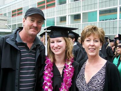 Natalie's Graduation - Cal Poly