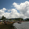 3500 paddlers descend on Oahu's Keehi Lagoon.