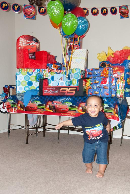 Nathaniel's 2en Birthday