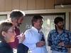 Bonnie Grossman Geoff, Paul and Nathan