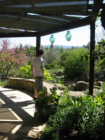 Native Gardens Tour - April 2009
