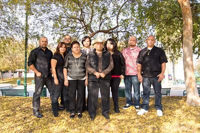 Navarro Family 2012