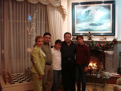 que bonita familia !
