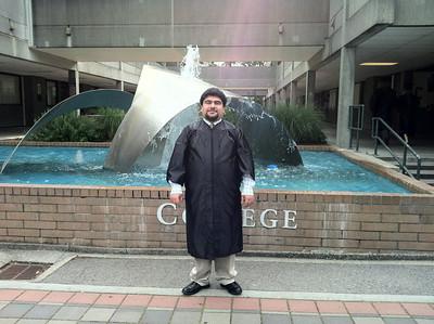 Navid's Graduation
